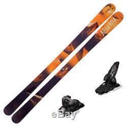 2018 ARMADA Invictus 85 Skis with Marker Bindings 167-176-185 cm AA00268181K