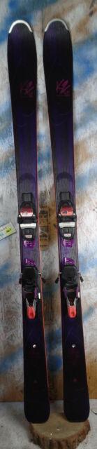 2018 K2 Oola Luv 85 170cm With Marker Binding