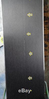 2018 K2 Pinnacle 95 184cm with Marker Griffon Binding