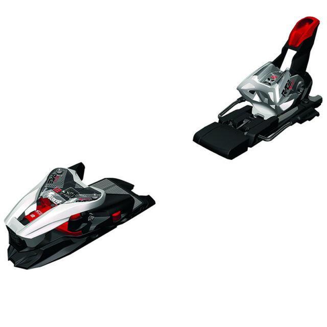 2018 Marker Race Xcell 12 Bindings Ski Race Bindings New 6820o1