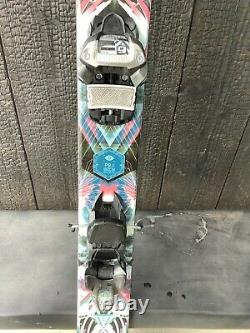 2018 Moment PB & J 101 with Marker Griffin Bindings