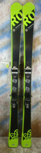 2018 Rossignol Experience 84 Hd 162cm With Marker Squire Binding