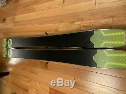 2018 Rossignol Soul 7 HD Men's Skis, 172cm l Marker Griffon bindings