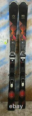 2018 Volkl Flair 78 149cm with Marker TCX Lady Binding