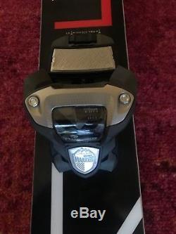 2018 Volkl Mantra 170mm w Marker Griffon Bindings