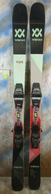 2018 Volkl Yumi 147cm With Marker Fdt 11 Binding