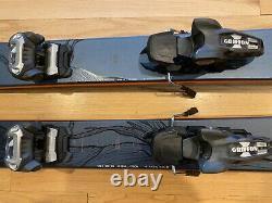 2019/2020 Atomic Bent Chetler Skis 172 CM Length with Marker Griffon Bindings