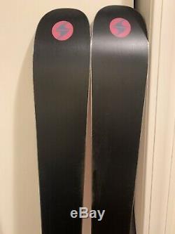 2019 Blizzard Bonafide 180cm Skis with Marker Griffon Bindings, EXCELLENT SHAPE