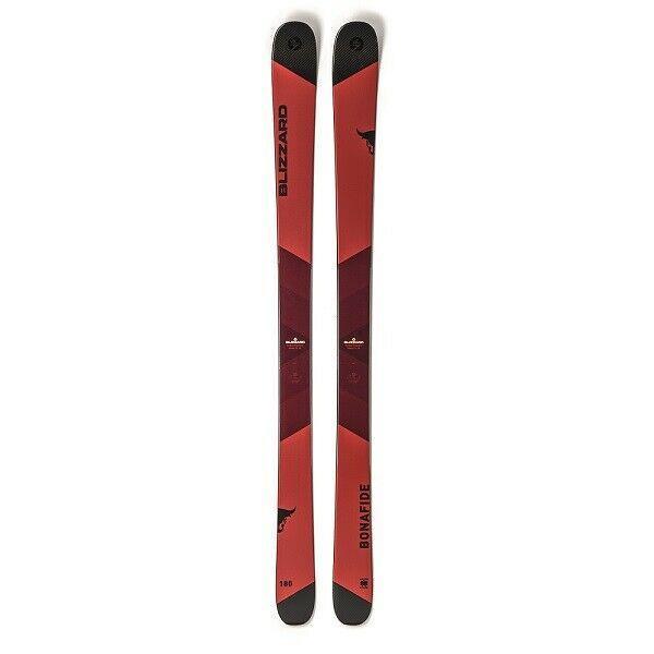 2019 Blizzard Bonafide Skis With Marker Griffon 13 B110 Black Bindings