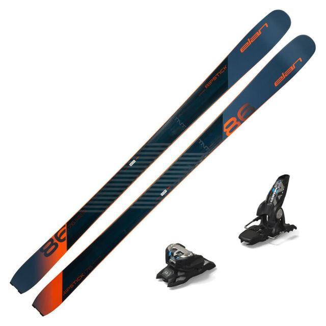 2019 Elan Ripstick 86 Skis With Marker Griffon 13 Gw Bindings Adddxr18k