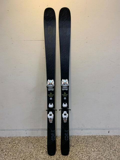 2019 Head Kore 93 Skis 171 Cm With Marker Griffon Bindings