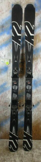 2019 K2 Ikonic 75 156cm With Marker 2 10.0 Binding