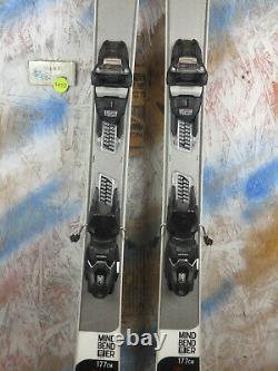 2019 K2 Mindbender 85 RX 177cm with Marker 100 Binding