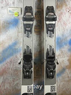 2019 K2 Mindbender RX 85 170cm with Marker 10.0 Binding
