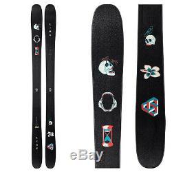 2019 Line Chronic 164 cm Skis & Marker 12.0 TPX Ski Bindings NEW