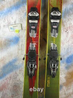 2019 Line Sr Fances Bacon 190cm with Marker Griffon Binding