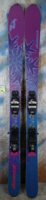 2019 Nordica Santa Ana 93 161cm With Marker Squire Binding