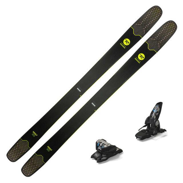 2019 Rossignol Soul 7 Hd Skis With Marker Griffon 13 Gw Bindings 156 164 172 180