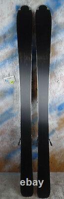 2019 Scandinavian Reactor 157cm with Marker MZ 10 Binding