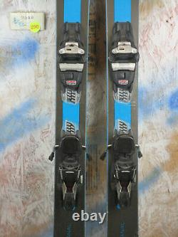 2019 Volkl Kendo 163cm with Marker Squire Binding