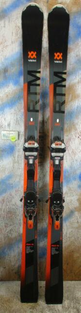 2019 Volkl Rtm 81 170cm With Marker Wideride Xl Binding