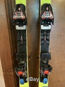 2019 Volkl RaceTiger SL 155CM 16 Din Marker Bindings FIS-Women U16-M&W Skis