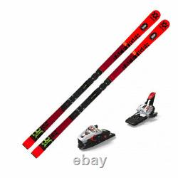 2020 188cm Volkl Racetiger GS R WC 30 Skis with Marker Race Xcell 18 Bindings