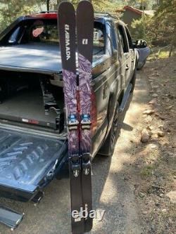 2020 Armada Invictus 185 & Marker Griffin Bindings. Set for 27.5 Boot