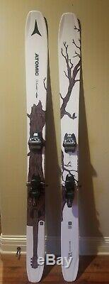 2020 Atomic Bent Chetler 120 Skis With Marker Griffon 13 ID Bindings