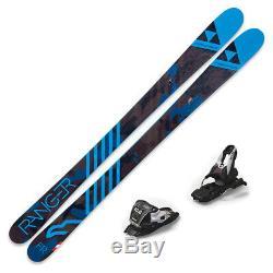 2020 Fischer Ranger FR Skis with Marker 10.0 TP Bindings A17418K