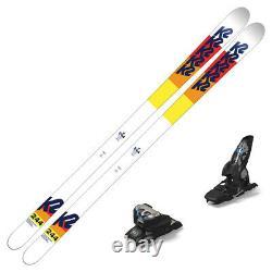 2020 K2 244 Skis with Marker Griffon 13 ID Bindings S170307501K