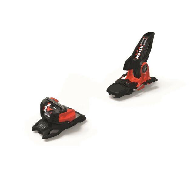 2020 Marker Jester 18 Pro Id B90 Black Ski Bindings