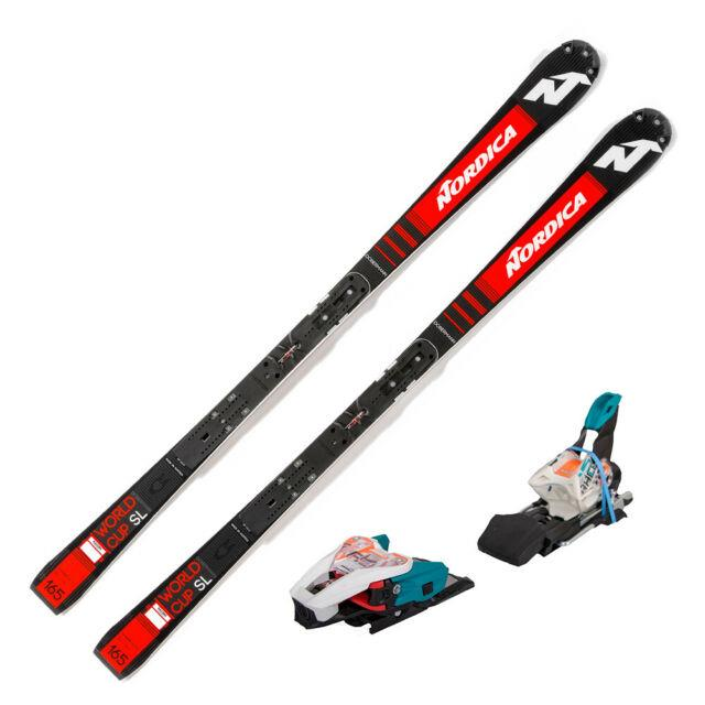 2020 Nordica Dobermann Sl Worldcup Dept Race Skis With Marker Xcell 12 Bindings