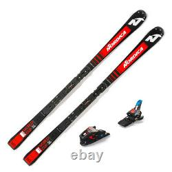 2020 Nordica Dobermann SL Worldcup Dept Race Skis with Marker Xcell 16 Bindings