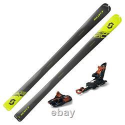 2020 Scott Speedguide 80 Skis with Marker Kingpin 13 Bindings 266983K