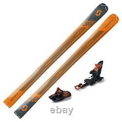 2020 Scott Speedguide 95 Skis with Marker Kingpin 13 Bindings 178 cm 266982K