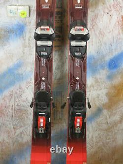 2020 Volkl Deacon Lowride 80 162cm with Marker Lowride XL Binding