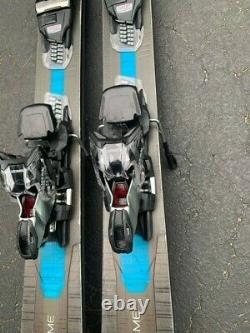 2020 Volkl Kendo 88 Skis 170cm with Marker Griffon TCX bindings