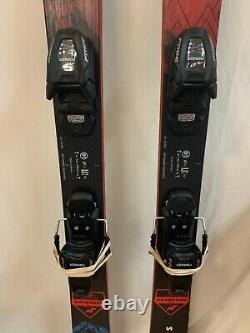 2021 Nordica Enforcer 80 S Junior Skis with MOUNTED Marker 7 Binding NEW 150cm