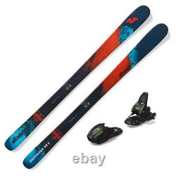 2021 Nordica Enforcer 80 S Junior Skis with Marker Free 7 Junior Binding 0A03