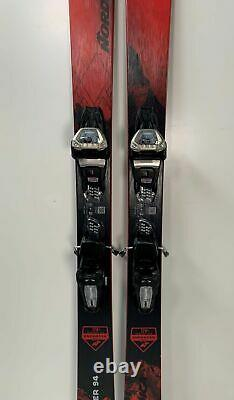 2021 Nordica Enforcer 94 Skis 179cm with Marker Griffon 13 ID Bindings