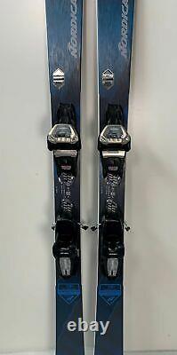 2021 Nordica Navigator 85 Skis 179cm with Marker Griffon 13 ID Bindings