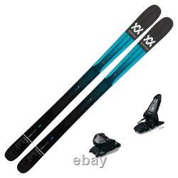 2021 Volkl Kendo 88 Skis with Marker Griffon 13 ID Bindings 120408K