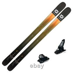 2021 Volkl Mantra 102 Skis with Marker Griffon 13 ID Bindings 120402K