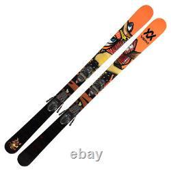 2021 Volkl Revolt Junior Skis with Marker VMotion Jr Bindings 120453