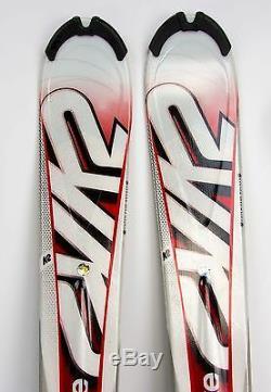 $650 Mens K2 Strike TSA Skis + Marker M2 Bindings Sizes 136 146 153 160 167 174