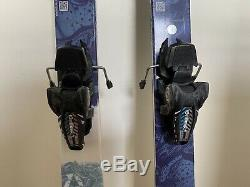 ARMADA 164 cm ARW Twin Tip Skis with Marker Griffon 13 Binding