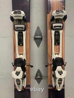 ATOMIC BACKLAND 117 SKIS withMarker Duke Backcountry BINDINGS