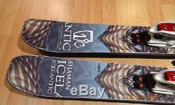 AT Backcountry Skis, Bindings and Skins! Icelantic/F10/Marker Great Condition