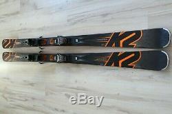 All Mountain Skis K2 Ikonic 84 170cm R16m + Marker M3 12 Bindings
